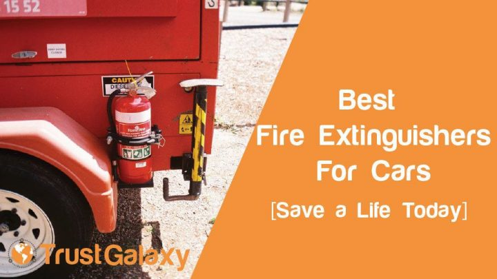 Best Car Fire Extinguishers Reviews