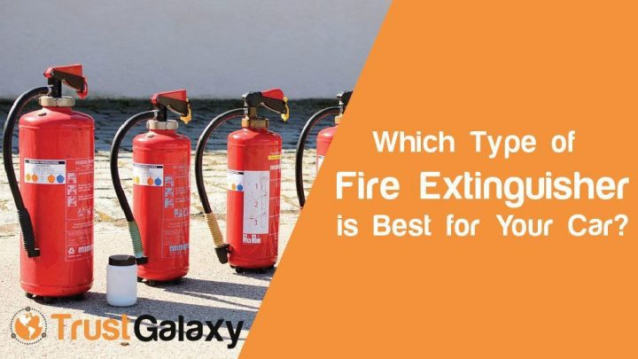Which Type of Fire Extinguisher is Best for Your Car